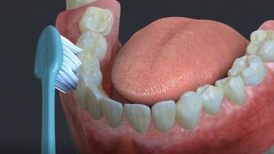 Instrucciones de higiene oral